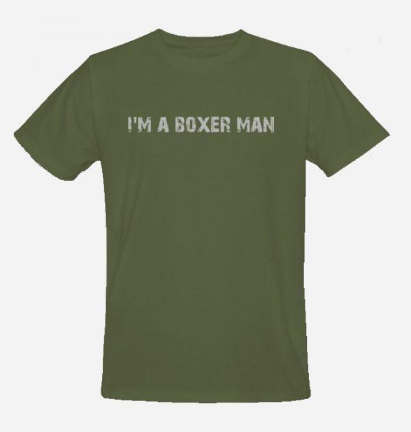 Camiseta motor Boxer