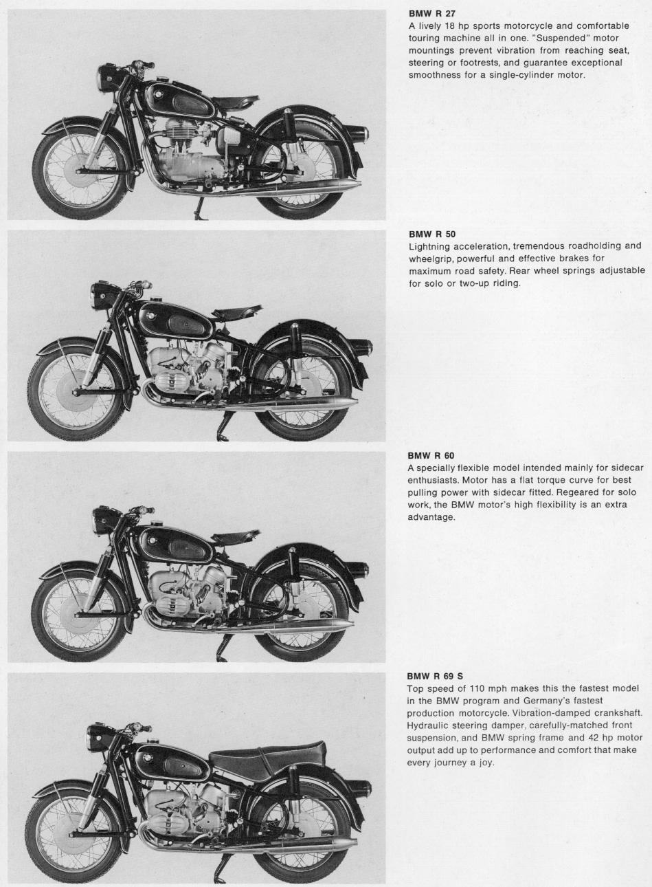 Modelos años 50-60 previos a las Boxer /5