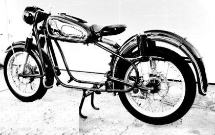 Chasis - Ciclo BMW Boxer