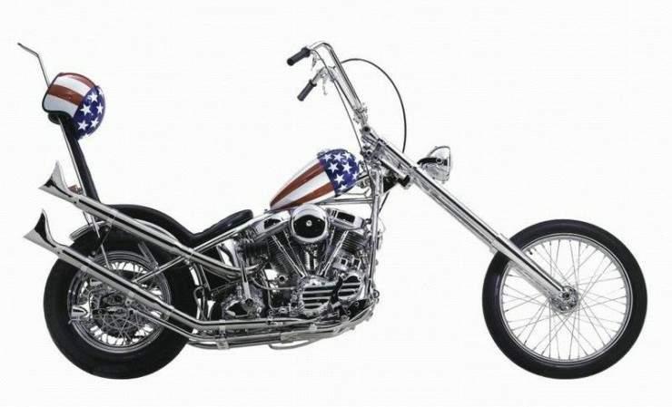Harley Easy Rider 69