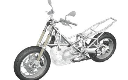 Chasis- parte ciclo BMW K y BMW R-4v