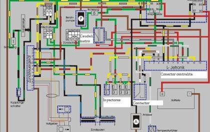 Electricidad BMW K y BMW R-4v