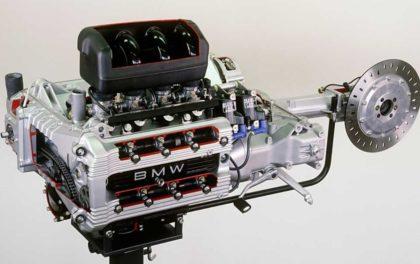 Motor BMW K y BMW R 4v